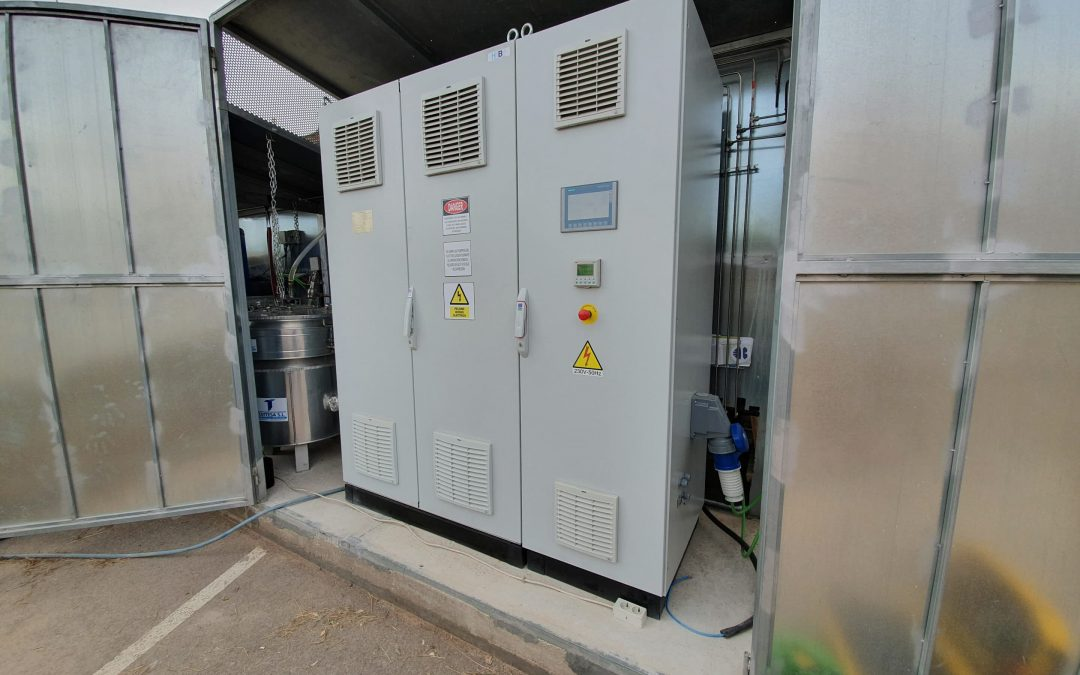 Supply of a high purity hydrogen production system to University of Valencia -CEU